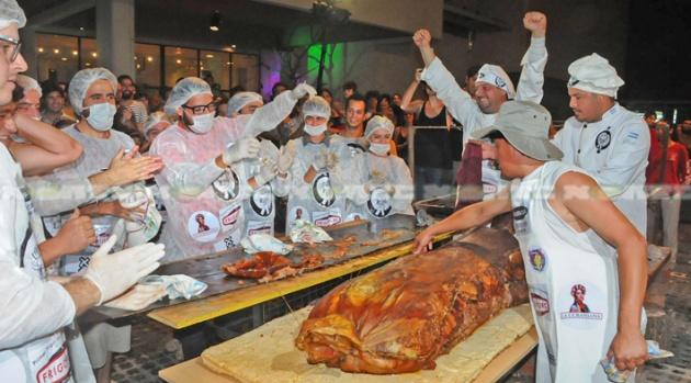 cocineros record