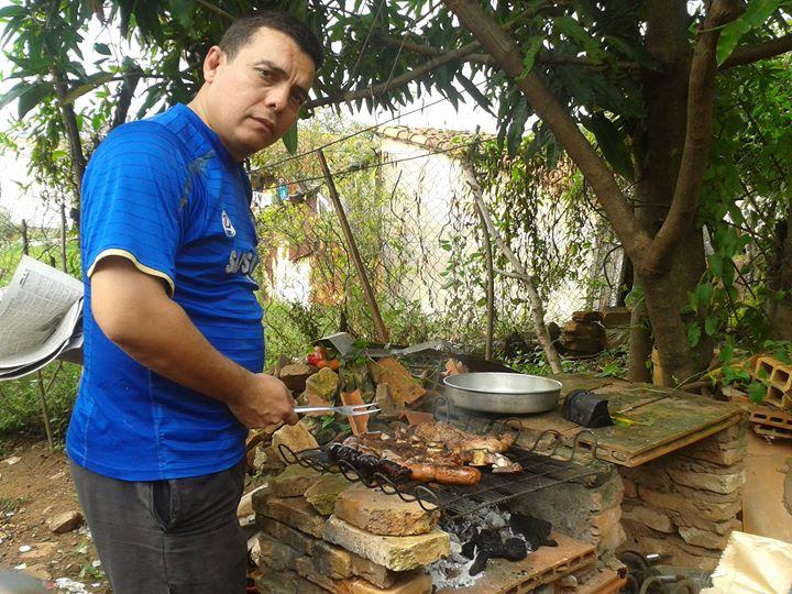 Jose Maria Rodriguez Ybarrola asado