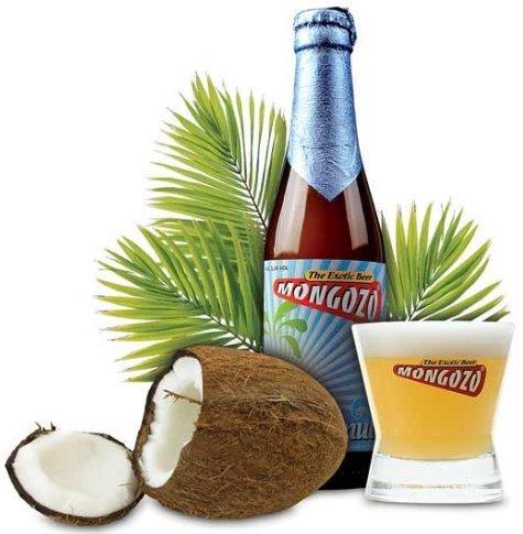 cerveza sabor coco