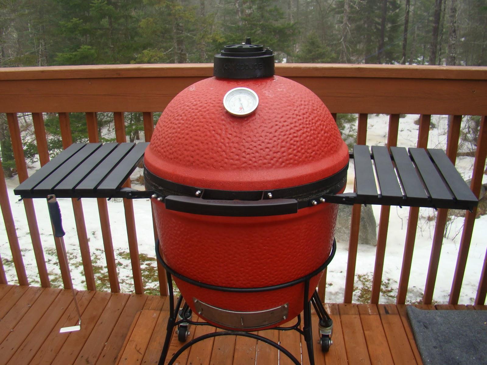 El Kamado también funciona como una olla a presión, permitiendo así, cocinar prácticamente todo. - hrmcreativebbq.blogspot.com